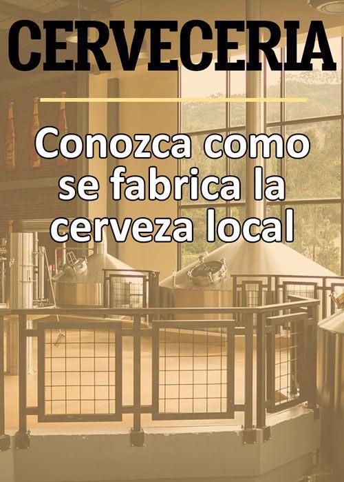 Visita Cerveceria Local BBC Zipaquira - Bogota City Crawl