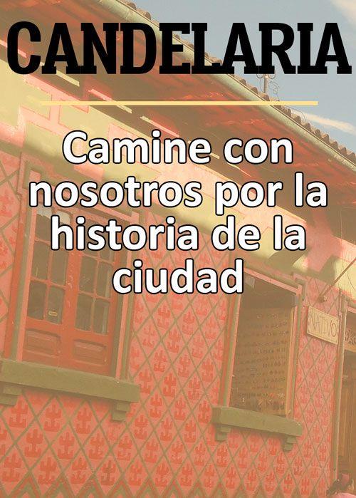 Tour Centro Histórico Candelaria - Bogota City Crawl