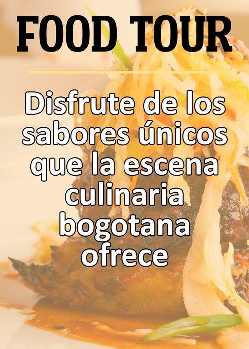 Tour Gastronomico Macarena - Bogota City Crawl