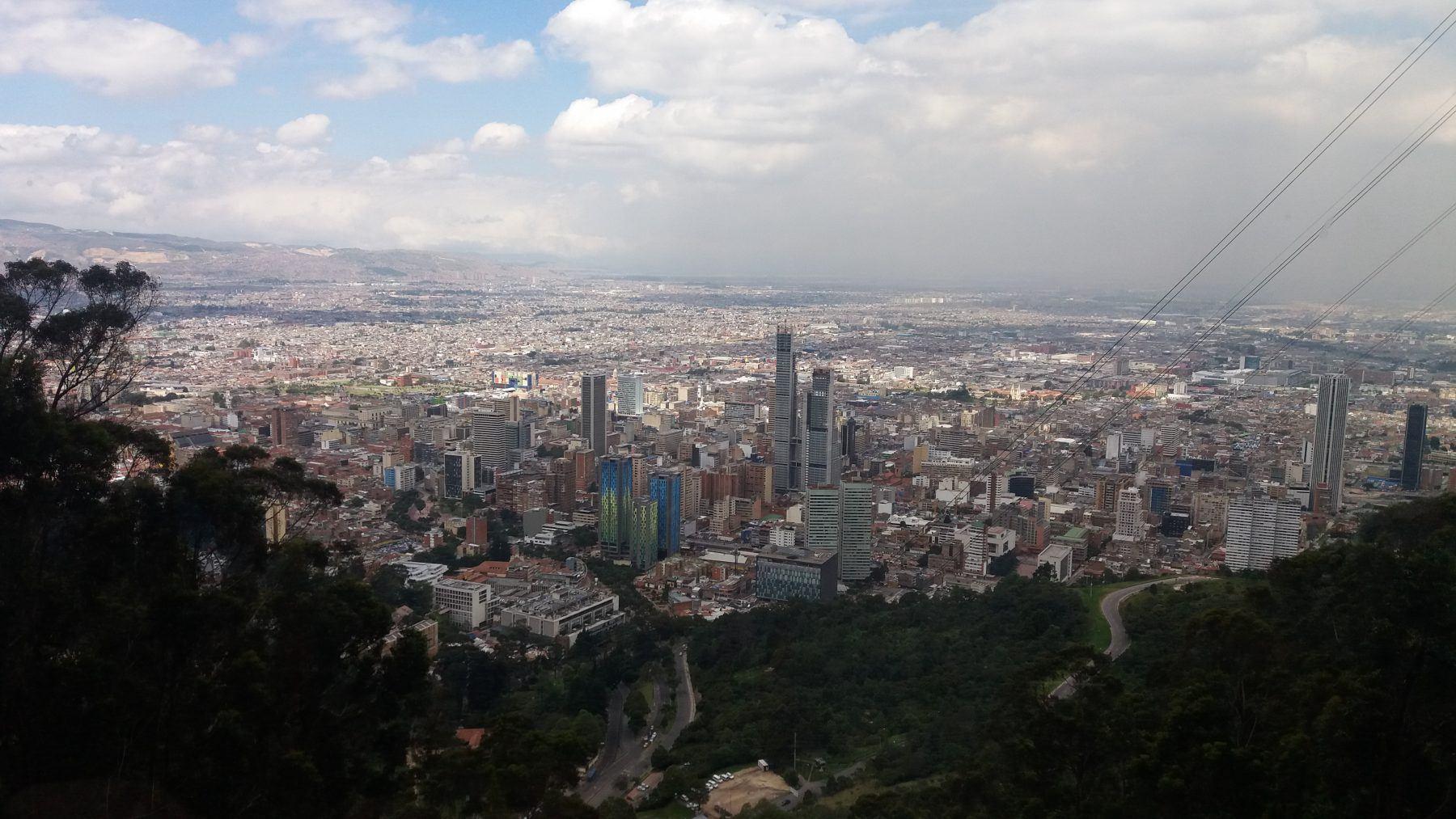 Bogota City Crawl - Monserrate